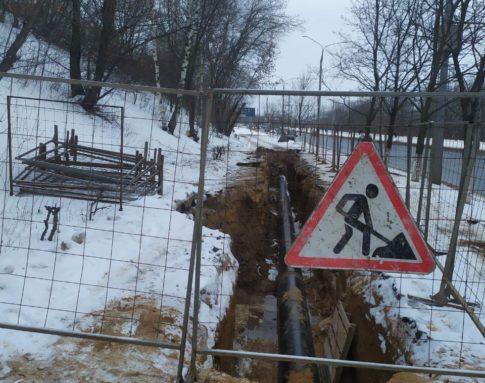 ремонт водопровода триумф (1)